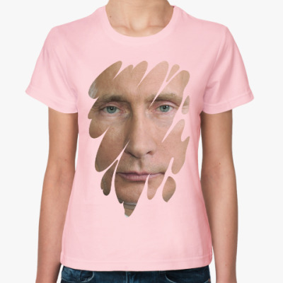 Женская футболка Президент РФ
