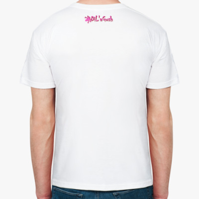 """футболка """"Чудик-pink"""""""