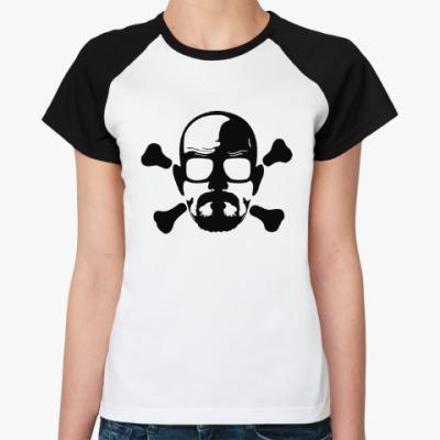 Женская футболка реглан Breaking Bad