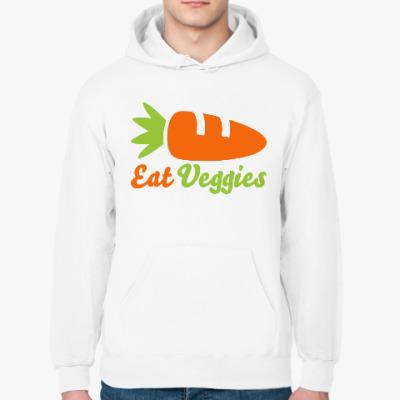Толстовка худи Eat Veggies