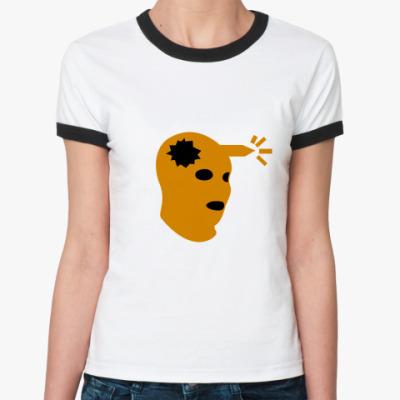 Женская футболка Ringer-T Counter-Strike