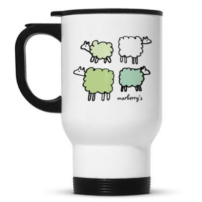 Кружка-термос SheepTime