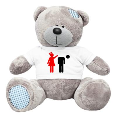 Плюшевый мишка Тедди Девочки круче