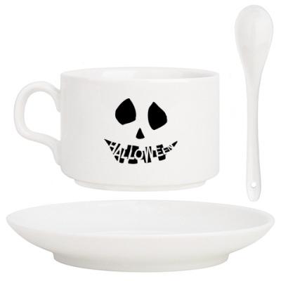 Кофейный набор Зомби-Halloween