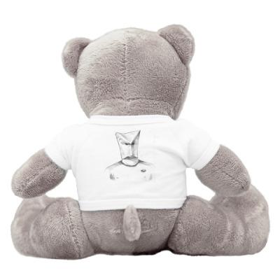 Плюшевый мишка Тедди Угнетатель