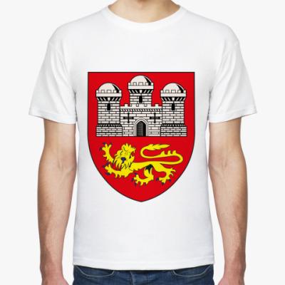 Футболка Герб города Норвичь
