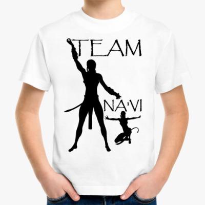 Детская футболка Team Na'vi
