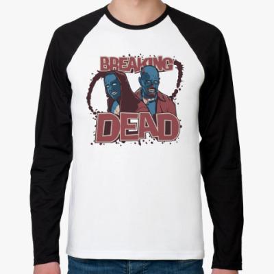 Футболка реглан с длинным рукавом Breaking Bad - Walking Dead