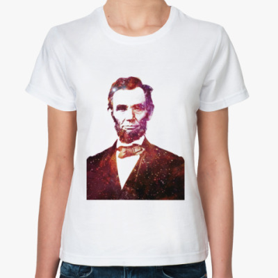 Классическая футболка Линкольн