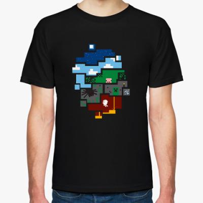 Футболка Minecraft