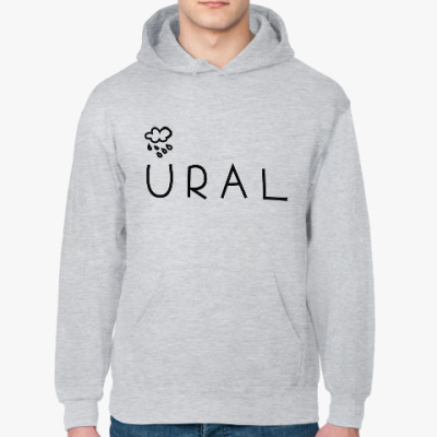 Толстовка худи Ural