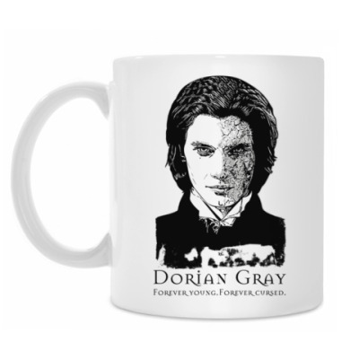Кружка Dorian Gray