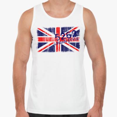 Майка England urban flag
