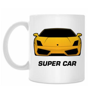Кружка Super car