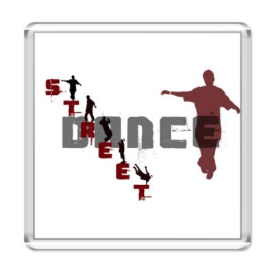 Магнит dance
