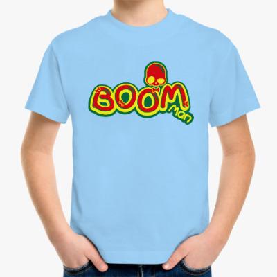 Детская футболка Boom Man
