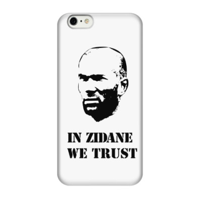 Чехол для iPhone 6/6s Чехол для iPhone 6 - Zidane