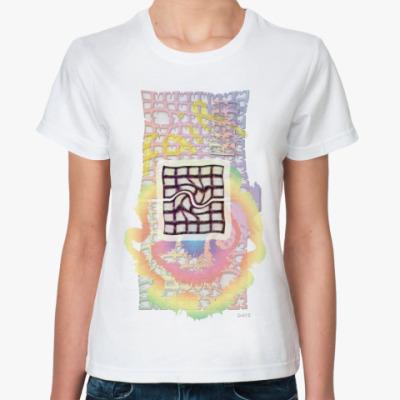 Классическая футболка Fair