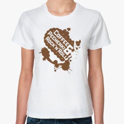 Классическая футболка Pechenki