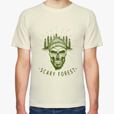 Футболка Страшный лес