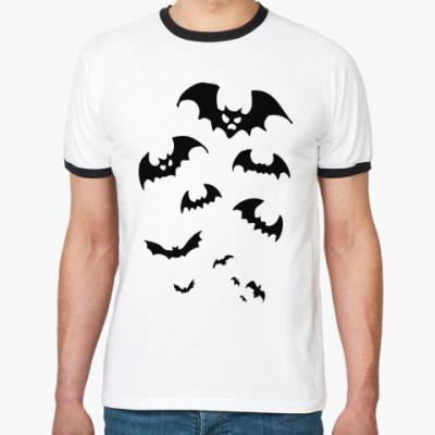 Футболка Ringer-T Bats
