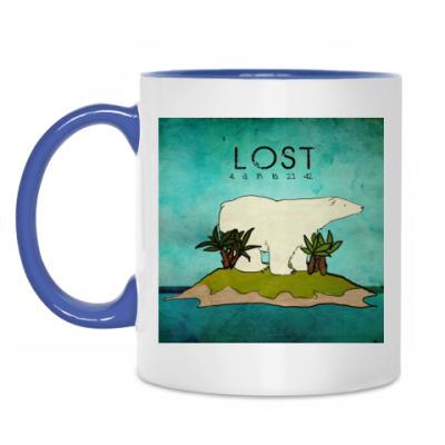Кружка Lost bear