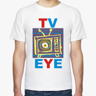 Футболка TV EYE