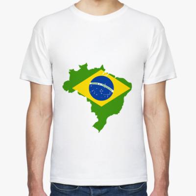 Футболка Бразилия