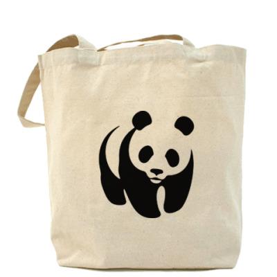 Сумка WWF. Панда