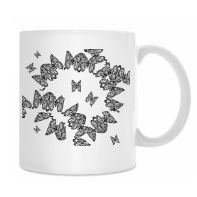 кружавчатые бабочки