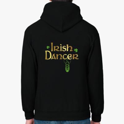 Толстовка худи Irish Dancer