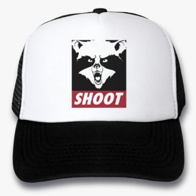Кепка-тракер Raccoon Shoot