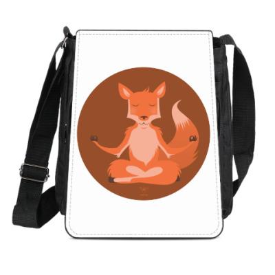 Сумка-планшет Animal Zen: F is for Fox
