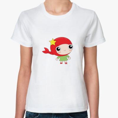 Классическая футболка Скорпион
