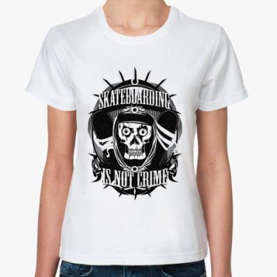 Классическая футболка Skate