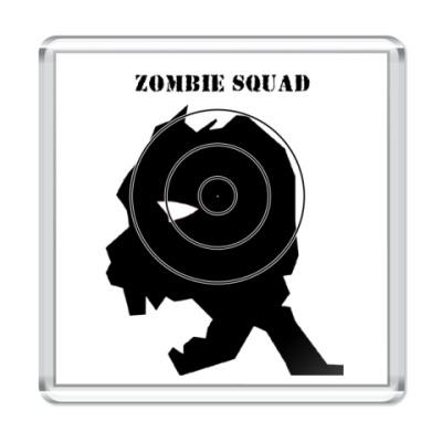 Магнит   zombie squad