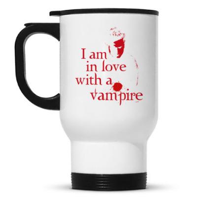 Кружка-термос Love Vampire
