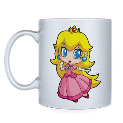 Кружка Super Mario Princess