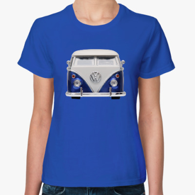 Женская футболка Volkswagen Bus