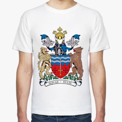 Футболка Герб города Бат
