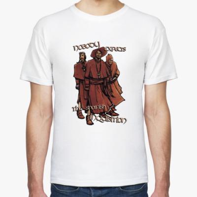 Футболка spanish inquisition