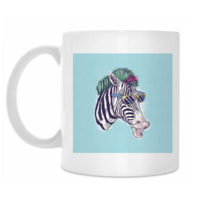 Кружка Zebra