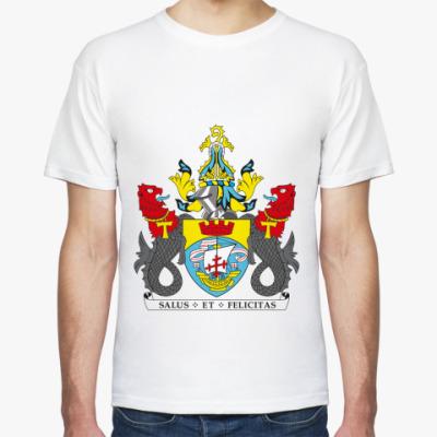 Футболка Герб города Торбей