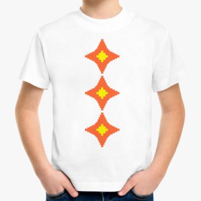 Детская футболка Звёзды