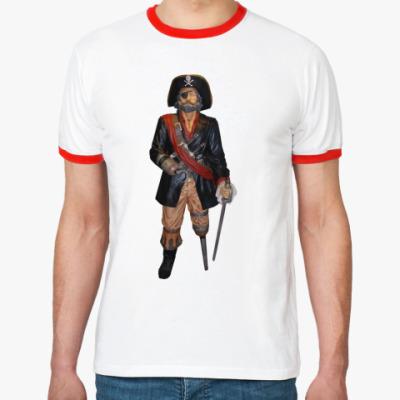 Футболка Ringer-T Пират