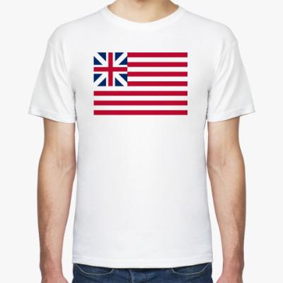 Футболка  USA1775-77
