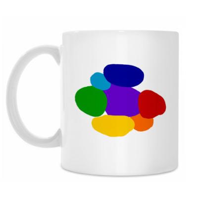Кружка Разноцветие