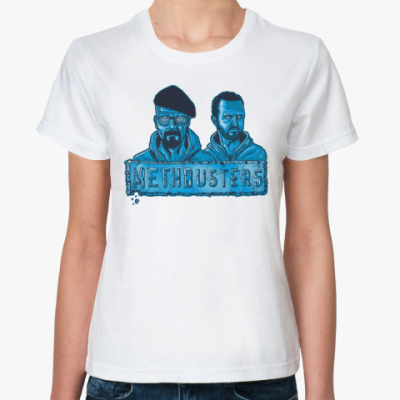 Классическая футболка Во все тяжкие (Breaking Bad)