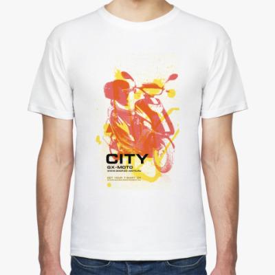 Футболка Gx-Moto City 01