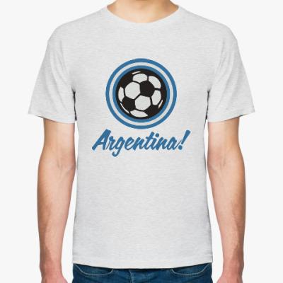 Футболка Argentina